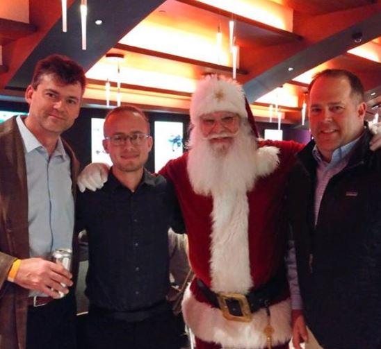 Christmas At Flyers